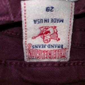Woman True Religion Brand Jeans